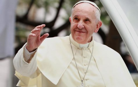 What else does Pope Francis believe in other than God?